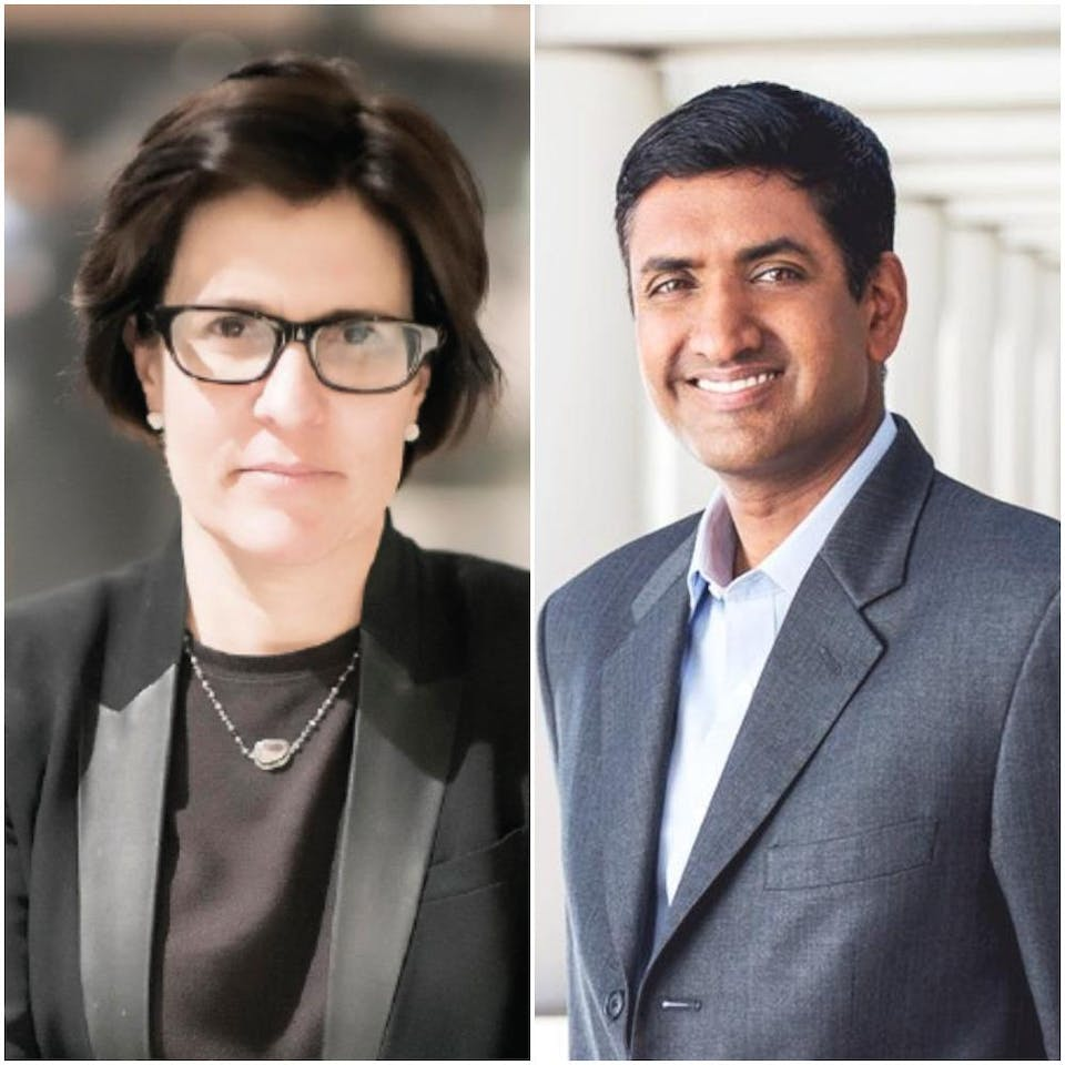 Kara Swisher and Congressman Ro Khanna in Conversation