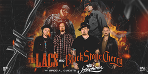 The Lacs & Black Stone Cherry