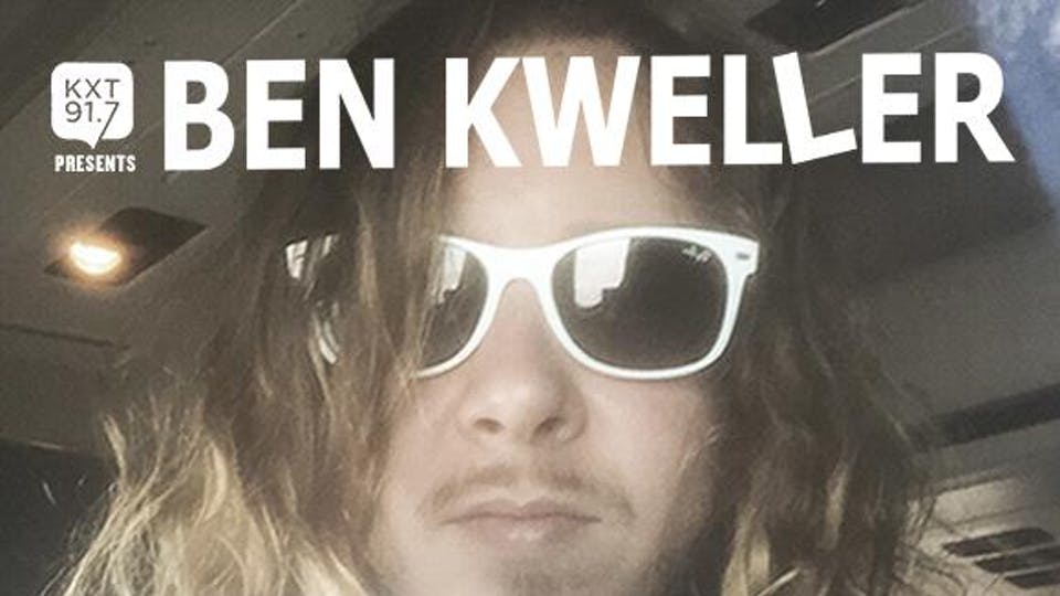 KXT Presents Ben Kweller at Shipping and Receiving Bar