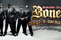 Bone Thugs-N-Harmony at Mesa Theater