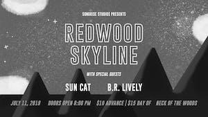 Redwood Skyline, Sun Cat, B.R. Lively