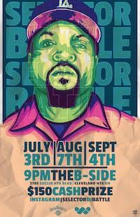 Selector DJ Battle