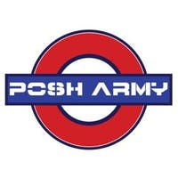 Posh Army's Ten Year Record Anniversary Party w/ The Science Fair / Noon