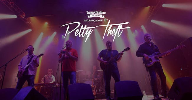 Petty Theft - Tom Petty Tribute Band with Epic Unplugged