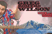 Anger Management Comedy featuring Greg Romero Wilson
