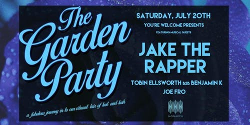 The Garden Party with Jake The Rapper