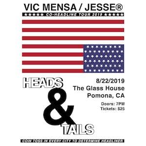 Vic Mensa and Jesse