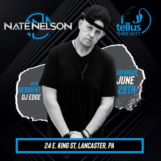 DJ Dance Party w DJ Edge & Guest Nate Nelson