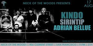 Kindo, Sirintip, Adrian Bellue, Rocco of the Snow