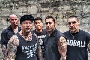 Agnostic Front 35th Anniversary Show