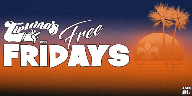 Free Fridays Featuring Big Sam's Funky Nation