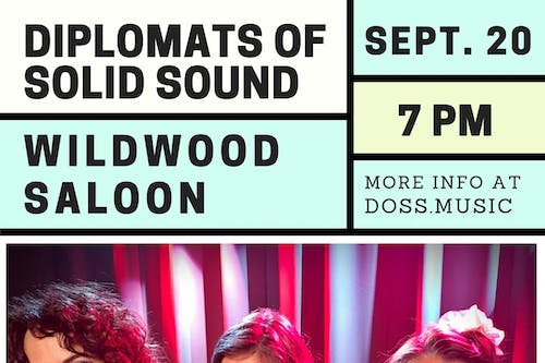 Diplomats Of Solid Sound with Public Property