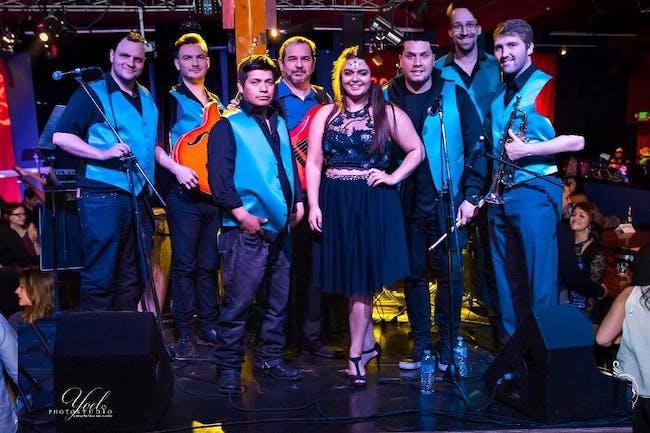 Rumba Latina with Latino Twist Band
