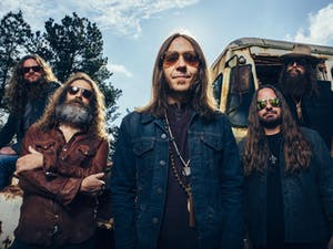 Blackberry Smoke - Till The Wheels Fall Off Tour