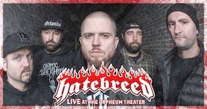 Hatebreed  25th Anniversary Show