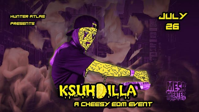 Ksuhdilla, A Cheesy EDM Event