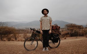 Biking from Oregon to Patagonia: Jedidiah Jenkins and the Road Alone