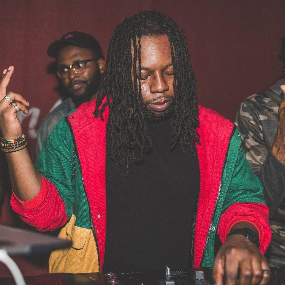 Wah Gwan Twon DJ Party, Johnny, Kwaku, Thomas Coppola, Ever More Nest