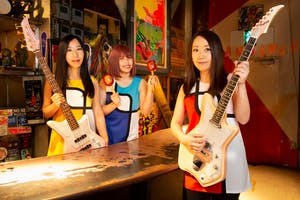 Shonen Knife w/ Captain Scrunchie and Talk Me Off