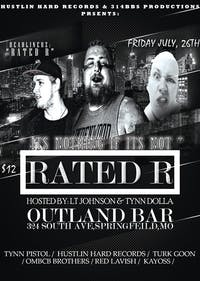 Hustlin Hard Records Presents: It's Nothing If It's Not Rated R