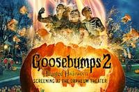 Summer Family Film Series: Goosebumps 2