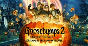 Summer Family Film Series: Goosebumps 2