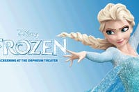 Summer Family Film Series: Frozen