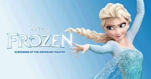 Summer Family Film Series: Frozen