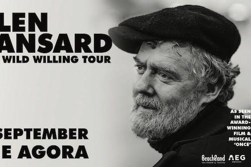 Glen Hansard - This Wild Willing Tour