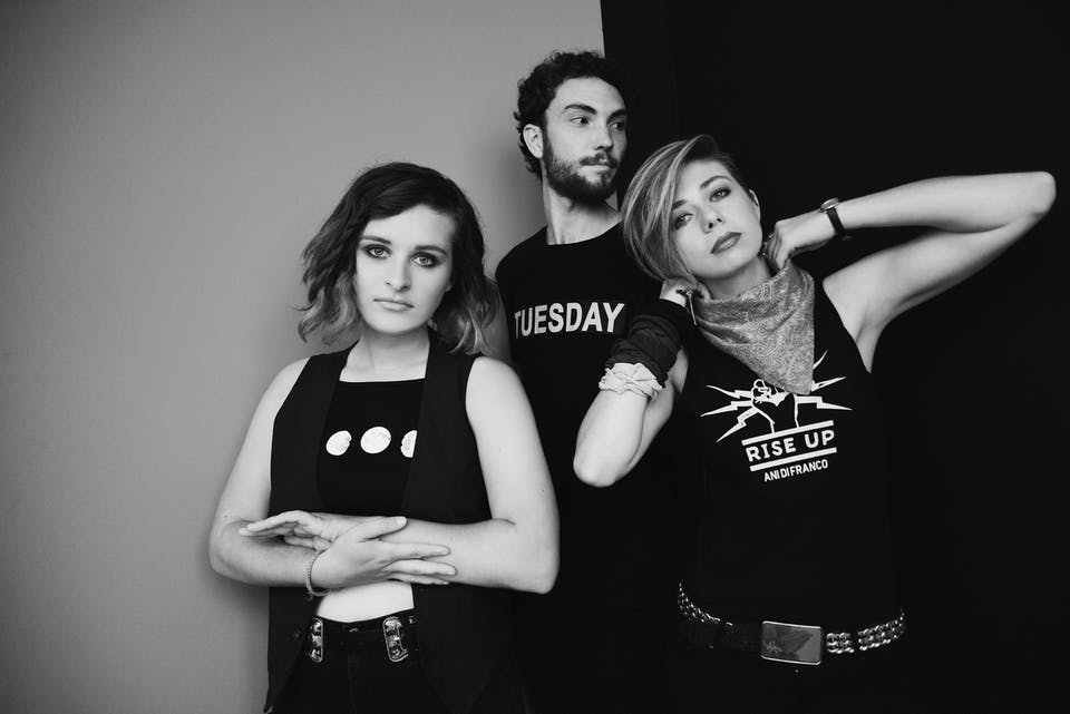 The Accidentals * The Ohio Weather Band