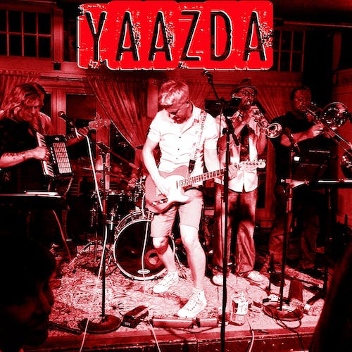 Yaazda (Polish Fest After Party) @ The Back Bar
