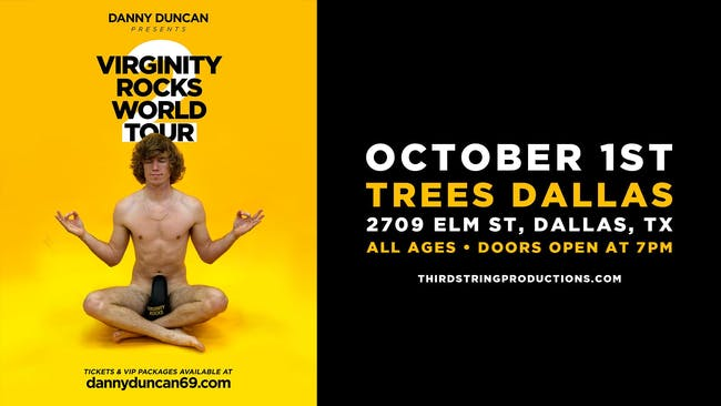 Danny Duncan: Virginity Rocks World Tour 2