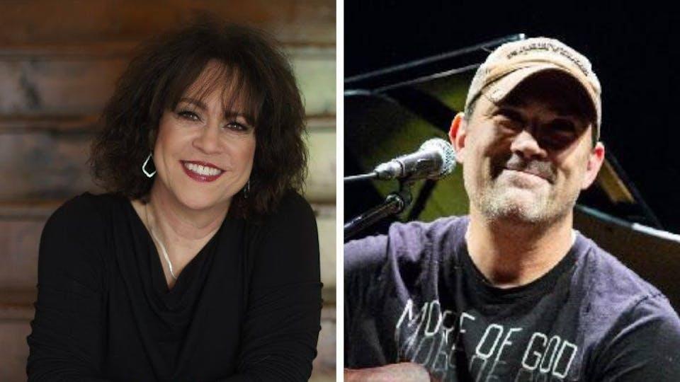Helene Cronin and Scott Sean White