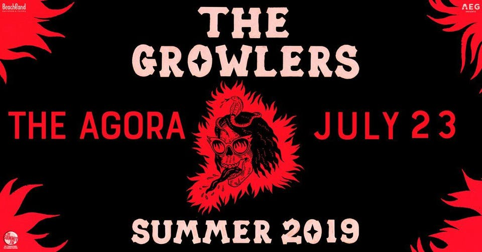 The Growlers * Diane Coffee