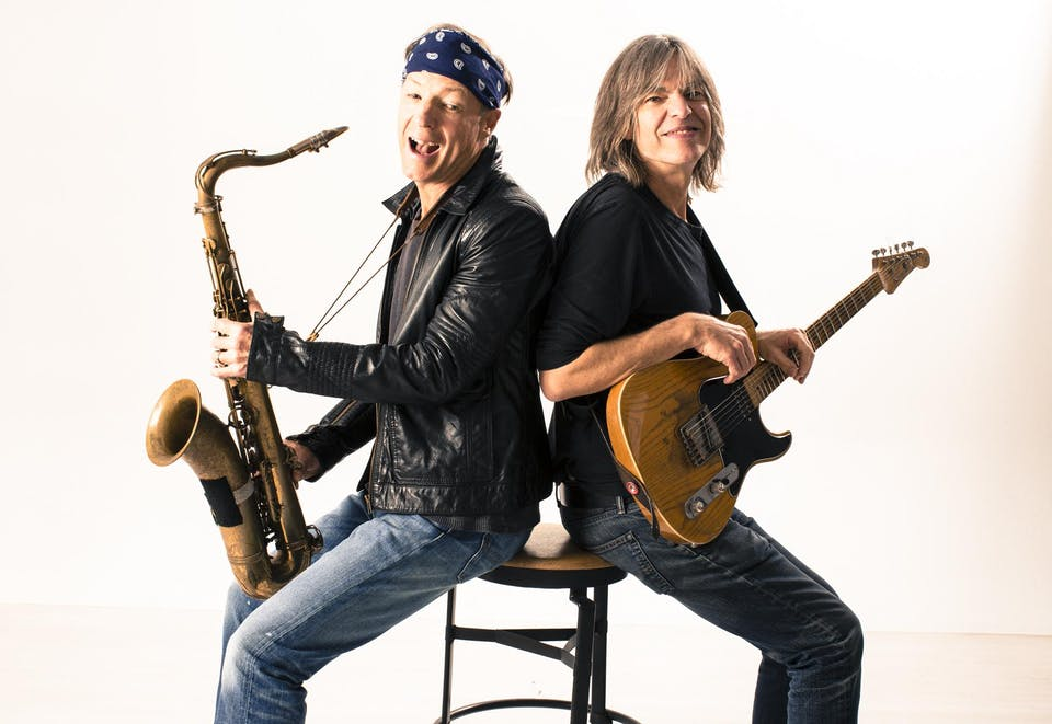The Mike Stern/Bill Evans Band With Tom Kennedy, Steve Smith and Leni Stern