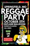 Springfield,MO Reggae Party