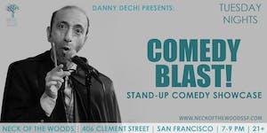 Comedy Blast!
