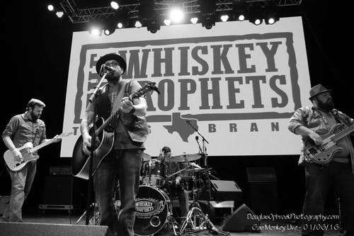 The Whiskey Prophets with Southern Brave