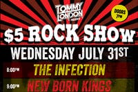Tommy London's $5 Rock Show!