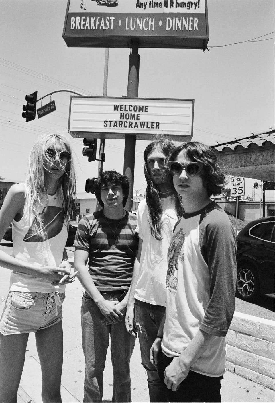 Starcrawler w/ Dan Luke + Test Meat