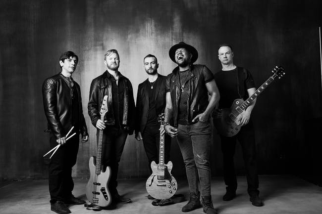 Ghost Hounds with David Grissom Band
