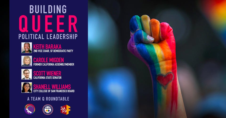 Building Queer Political Leadership