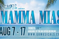 Mamma Mia! The Smash Hit Musical (August 7)