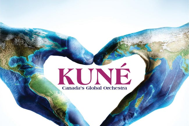 Kuné * Canada's Global Orchestra - NY Debut