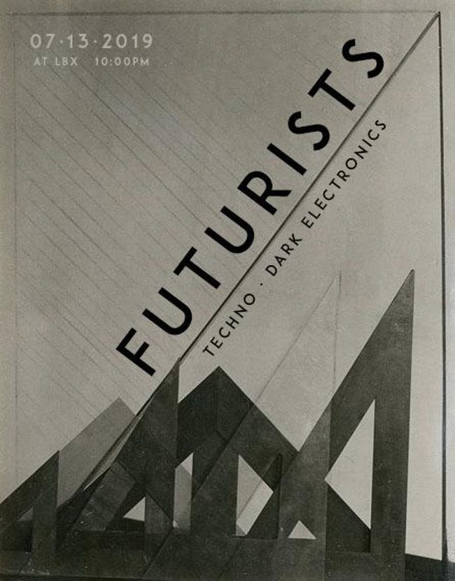 Futurists: Techno `~ Dark Electronics