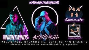 Night Winds w/ Austin Hull, Nightbreakers, and Kodamilo