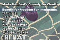 Maria Bamford's Comedy For Charity Benefit For Freedom For Immigrants