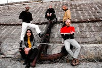 Giuda (from Italy) with The Short Fuses, The Toxenes