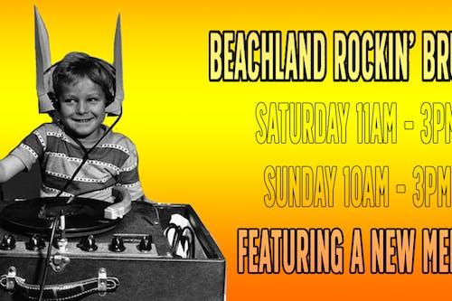Beachland Rockin' Brunch with DJ Lamont Thomas