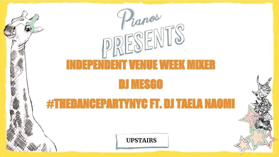 DJ Mesgo, #THEDANCEPARTYNYC ft. Taela Naomi (FREE)